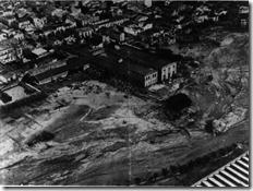 Rubí. Vista aèria INUNDACIONES 1962